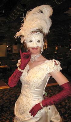 Masquerade Victorian Ball