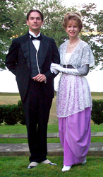 Ragtime/Downton Abbey Ball