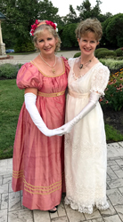 Regency Jane Austen Ball