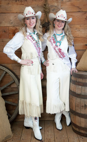 Cheyenne Frontier Days Royalty