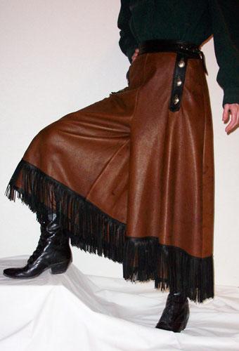 Split Riding Skirt