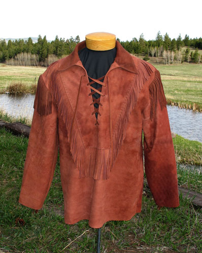 Hondo shirt front view