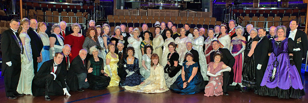 Victorian Diamond Ball 2015