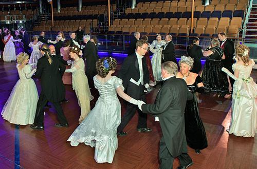 2018 Victorian Dance Cruise