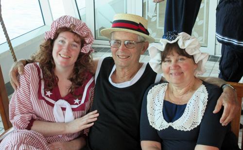 Victorian Dance Cruise