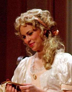 Pride and Prejudice Jane Austen wig
